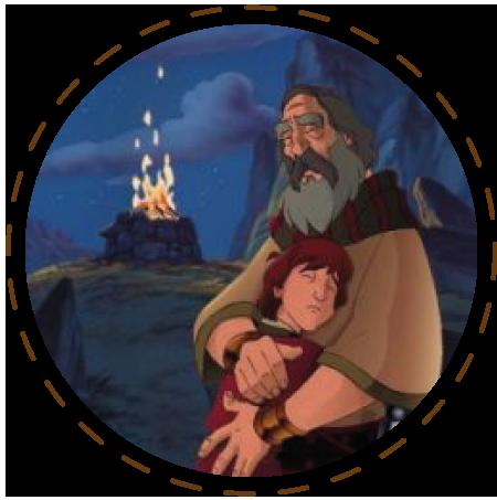 Animované biblické příběhy SZ1
