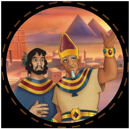 Animované biblické příběhy SZ2