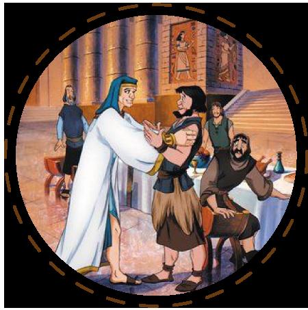 Animované biblické příběhy SZ 03