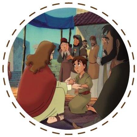 Ježíšovy zázraky NZ 08